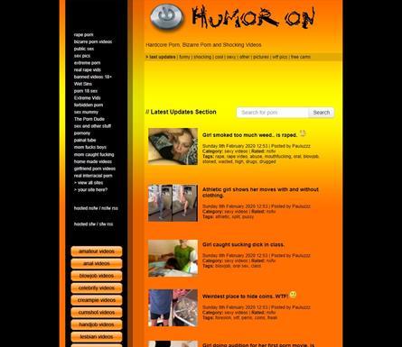 Humor On & 3 Similar Sites Like Humor On (humoron.com