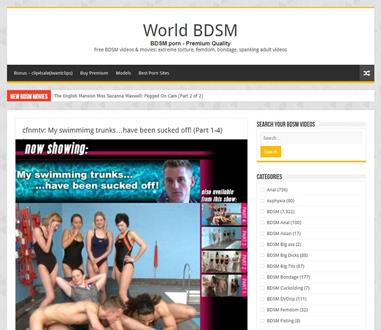 World BDSM